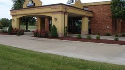 Exterior view DAYS INN CALVERT CITY