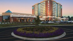 Buitenaanzicht Embassy Suites by Hilton Charlotte-Concord-Golf Resort - Spa