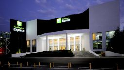 Buitenaanzicht Holiday Inn Express TOLUCA