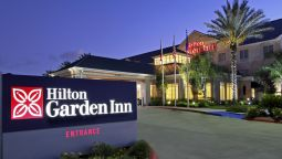 Exterior view Hilton Garden Inn Beaumont