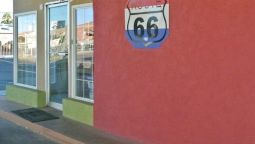 Exterior view CA - Route 66 Motel 6 Barstow