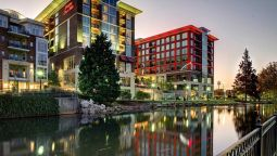 Hampton Inn  Suites GreenvilleDowntownRiverPlace - Greenville (South Carolina)