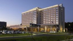 Exterior view Hilton Baltimore BWI Airport