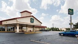 Exterior view Quality Inn & Suites Big Spring