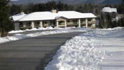 Exterior view Hillside Inn Killington