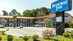Exterior view Rodeway Inn Surfside Beach