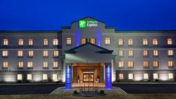 Exterior view Holiday Inn Express SYRACUSE-FAIRGROUNDS