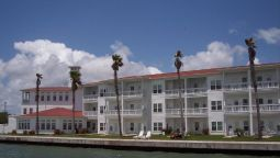 Exterior view Lighthouse Inn At Aransas Bay