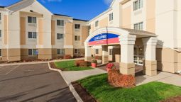Exterior view Candlewood Suites WINDSOR LOCKS BRADLEY ARPT