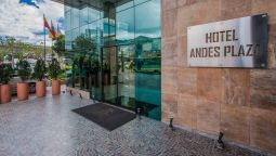 Exterior view Andes Plaza