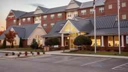 Exterior view Residence Inn Greensboro Airport