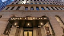 Exterior view SpringHill Suites Baltimore Downtown/Inner Harbor