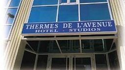 Exterior view Les Thermes de l Avenue INTER-HOTEL