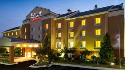 Exterior view Fairfield Inn & Suites Atlanta McDonough