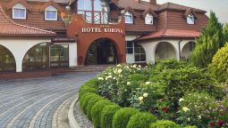 Exterior view Hotel Korona Spa & Wellness