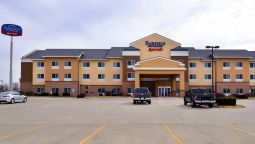Buitenaanzicht Fairfield Inn & Suites Bloomington