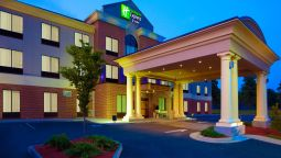 Exterior view Holiday Inn Express & Suites TAPPAHANNOCK