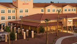 Exterior view Residence Inn Tucson Airport