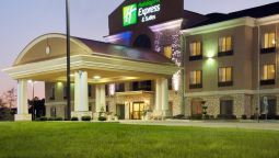 Exterior view Holiday Inn Express & Suites CENTER