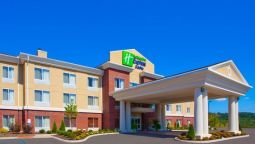 Exterior view Holiday Inn Express & Suites PARKERSBURG - MINERAL WELLS