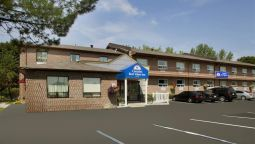 Buitenaanzicht CANADAS BEST VALUE INN