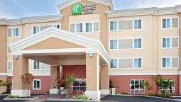 Exterior view Holiday Inn Express & Suites MARYSVILLE