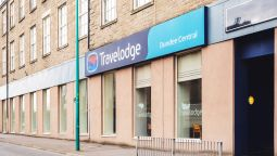 Buitenaanzicht TRAVELODGE DUNDEE CENTRAL