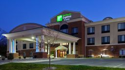 Buitenaanzicht Holiday Inn Express & Suites LOGANSPORT