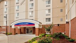 Exterior view Candlewood Suites RICHMOND NORTH-GLEN ALLEN