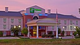Buitenaanzicht Holiday Inn Express RADCLIFF - FORT KNOX