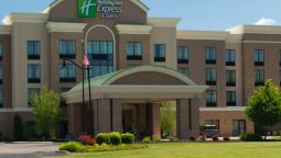 Buitenaanzicht Holiday Inn Express Hotel & Suites ROCHESTER WEBSTER
