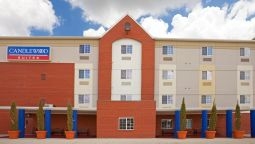 Buitenaanzicht Candlewood Suites DFW SOUTH