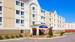 Exterior view Candlewood Suites WILSON