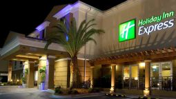 Buitenaanzicht Holiday Inn Express JACKSONVILLE BEACH