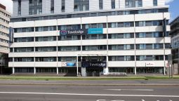 Buitenaanzicht TRAVELODGE SWINDON CENTRAL