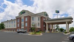 Buitenaanzicht Holiday Inn Express WHITE HOUSE