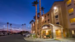 Exterior view Candlewood Suites YUMA