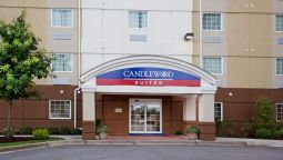 Exterior view Candlewood Suites COLUMBIA-FT. JACKSON