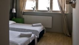 Double room (standard) Corner Hostel