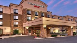 Exterior view SpringHill Suites Lehi at Thanksgiving Point