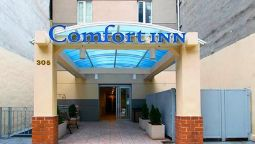 Buitenaanzicht Comfort Inn Times Square South Area