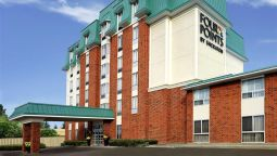 Buitenaanzicht Four Points by Sheraton Waterloo - Kitchener Hotel & Suites