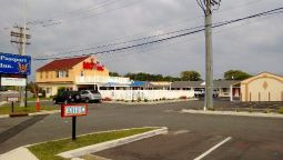 Buitenaanzicht PASSPORT INN SOMERS POINT