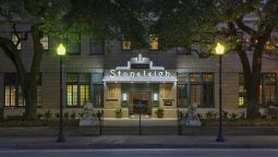 Exterior view The Stoneleigh Le Meridien Dallas