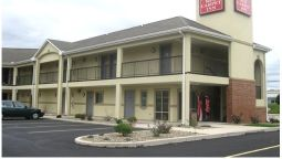 Exterior view RED CARPET INN CHAMBERSBURG