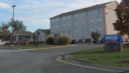 Exterior view BEST WESTERN PLUS CROSSROADS
