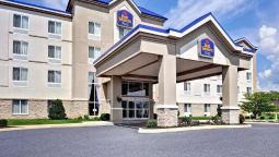 Exterior view BEST WESTERN PLUS WAYNESBORO