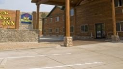 Exterior view BEST WESTERN DEVILS TOWER INN