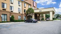 Exterior view Comfort Suites Mobile