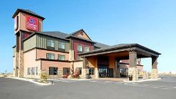 Exterior view Comfort Suites Moses Lake